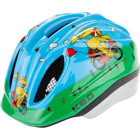 KED Meggy II Originals Kask rowerowy Dzieci, felix der hase